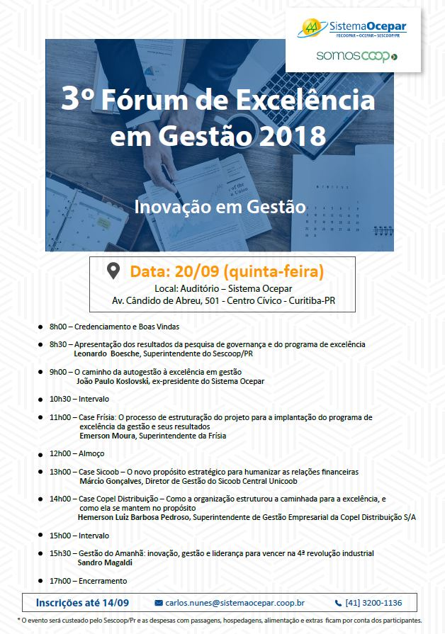 formacao I 29 08 2018