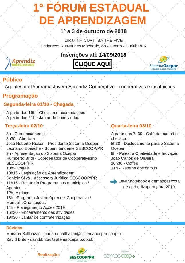 forum aprendizagem folder 12 09 2018