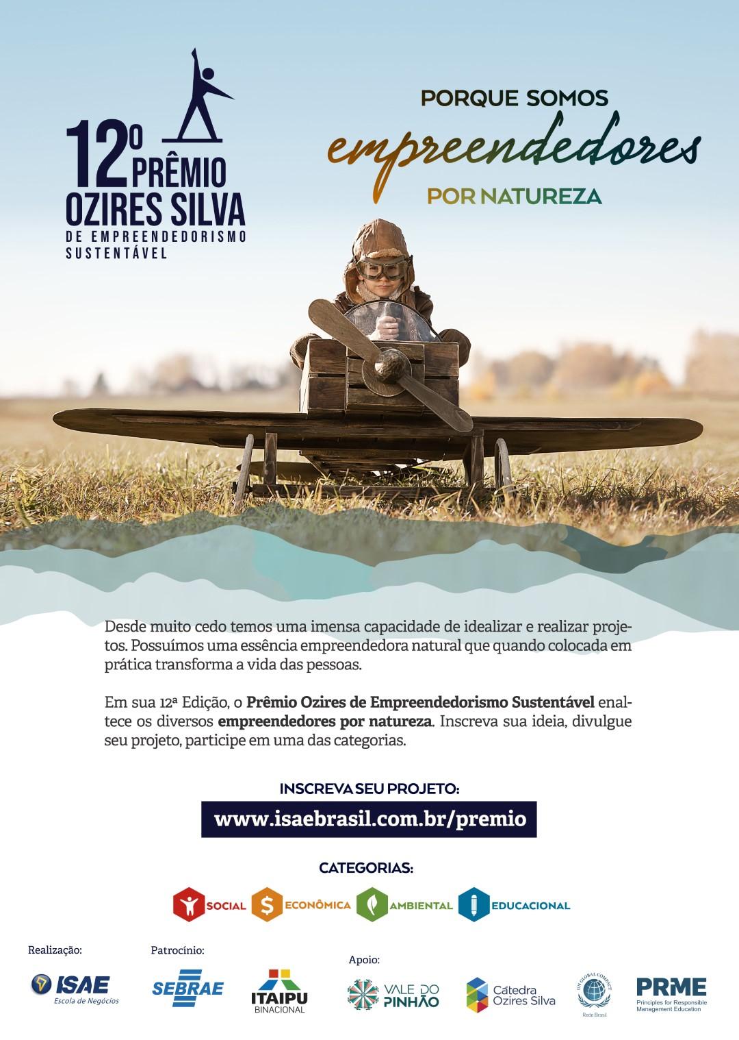 ozires silva cartaz 22 11 2018
