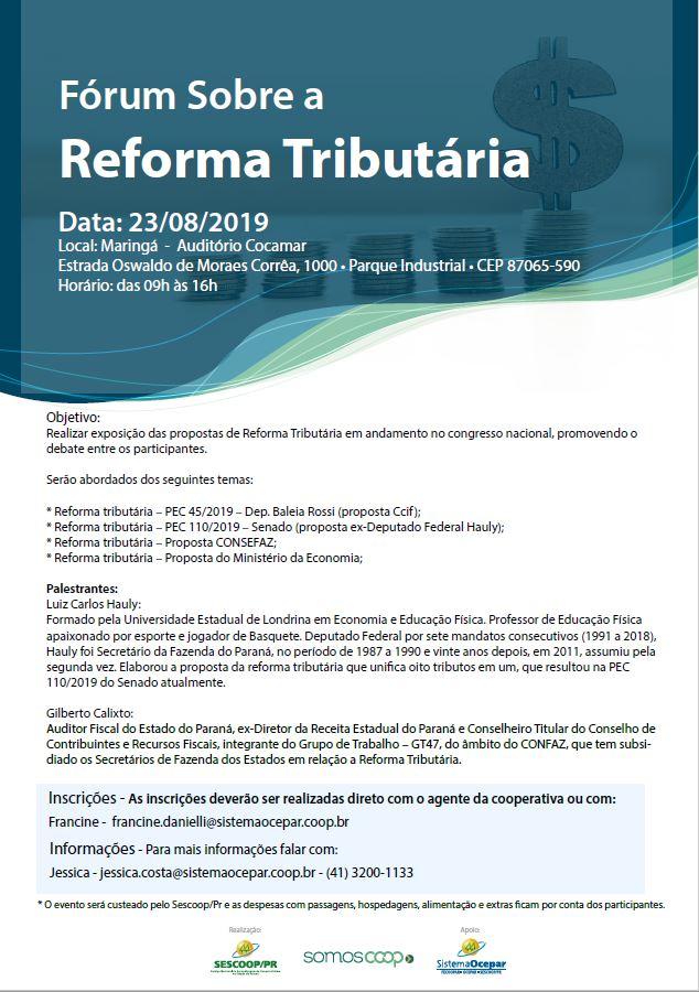 reforma tributaria 16 08 2019