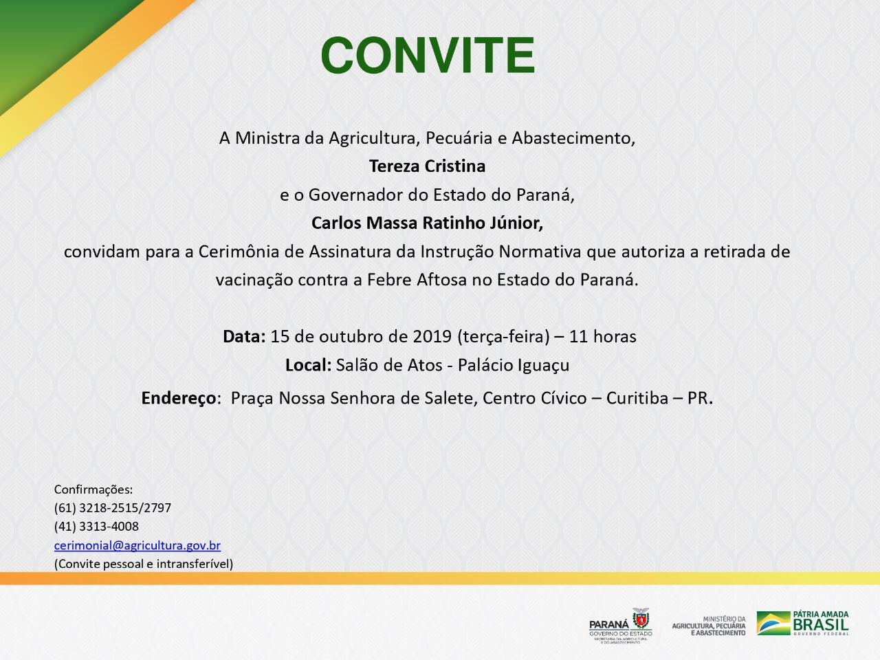 sanidade convite 09 10 2019