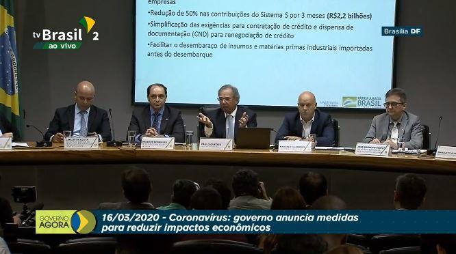 economia I 17 03 2020