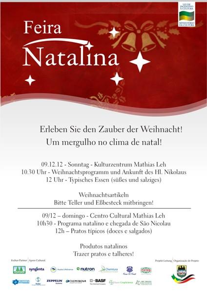 Cartaz de Natal 5