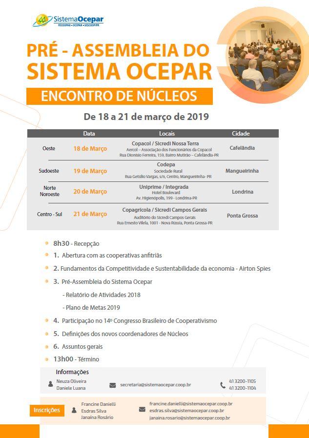 pre assembleias 13 03 2019